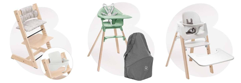 Opération Stokke: un cadeau pour chaque chaise haute achetée