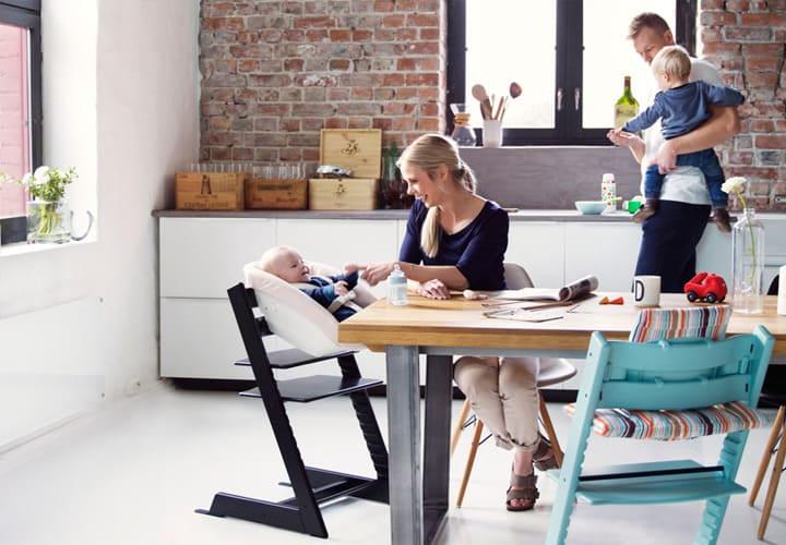 Chaises hautes, retrouvez le meilleur pour bébé chez Bambinou