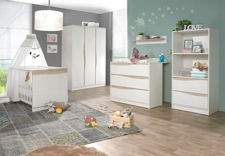 Chambres bébé complètes, retrouvez le meilleur pour bébé chez Bambinou