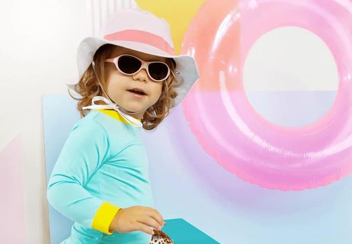 Accessoires soleil, retrouvez le meilleur pour bébé chez Bambinou