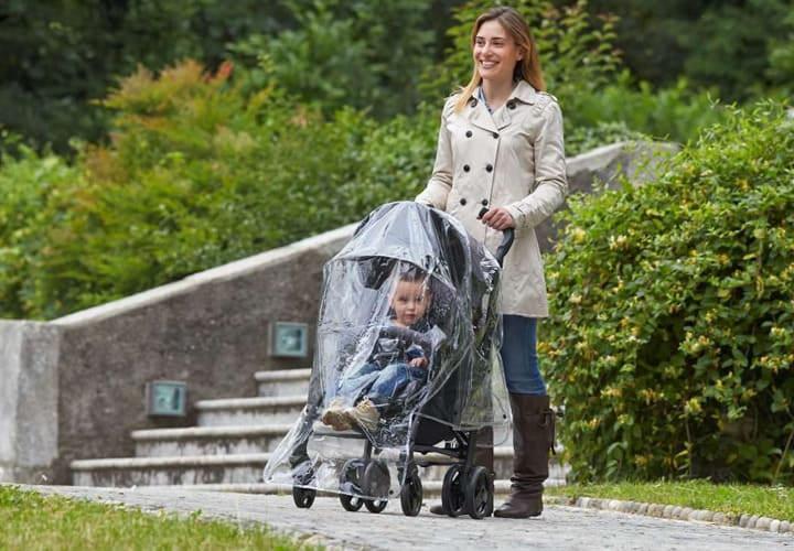 Habillages de pluie, retrouvez le meilleur pour bébé chez Bambinou