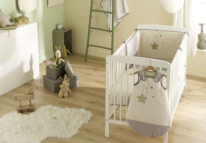 Parure de lit complète, retrouvez le meilleur pour bébé chez Bambinou