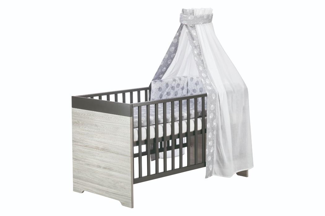 Lit bébé évolutif CLOU Schardt avec textiles vendus séparément