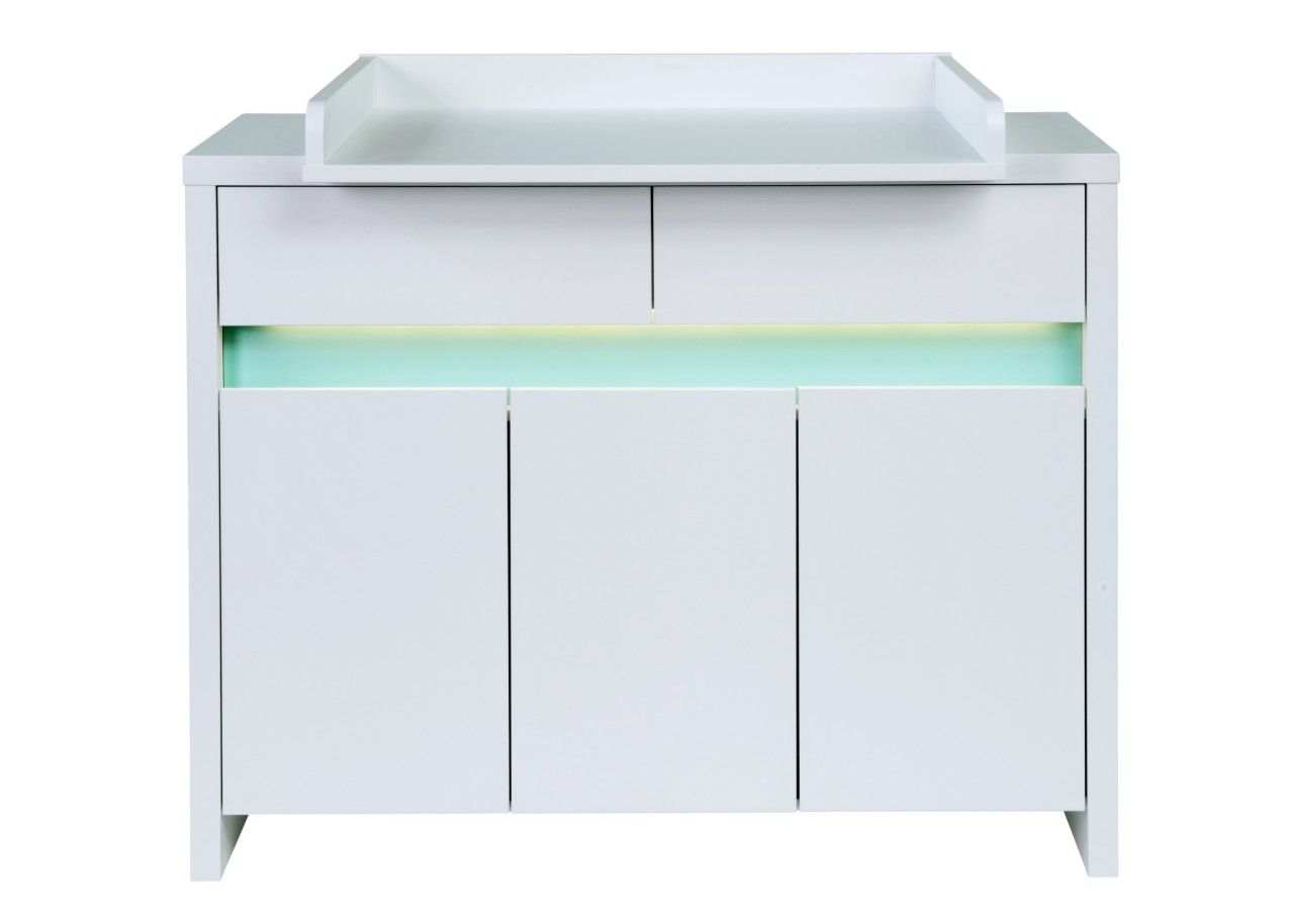 commode a langer planete turquoise Schardt BamBinou