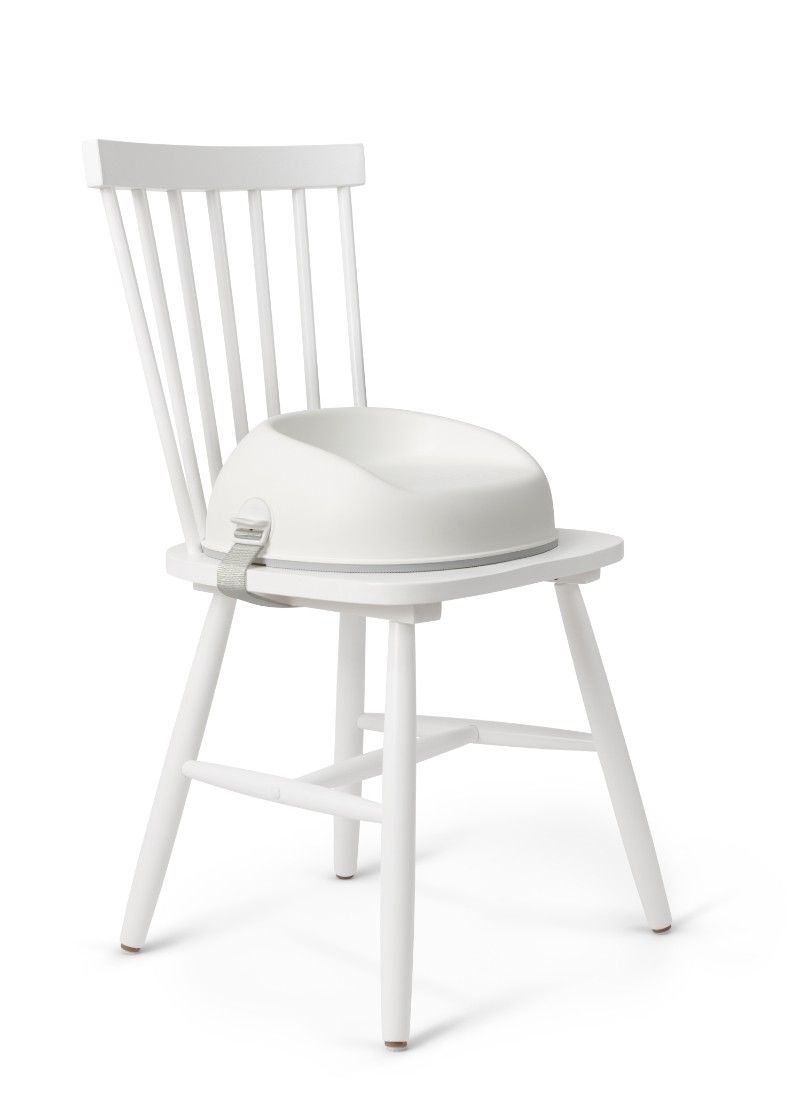 Réhausseur de chaise Blanc chaise Babyjorn Bambinou