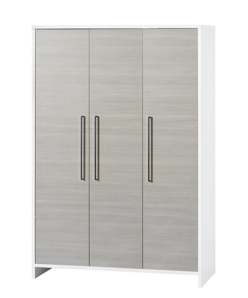 armoire 3 portes eco silver Schardt BamBinou