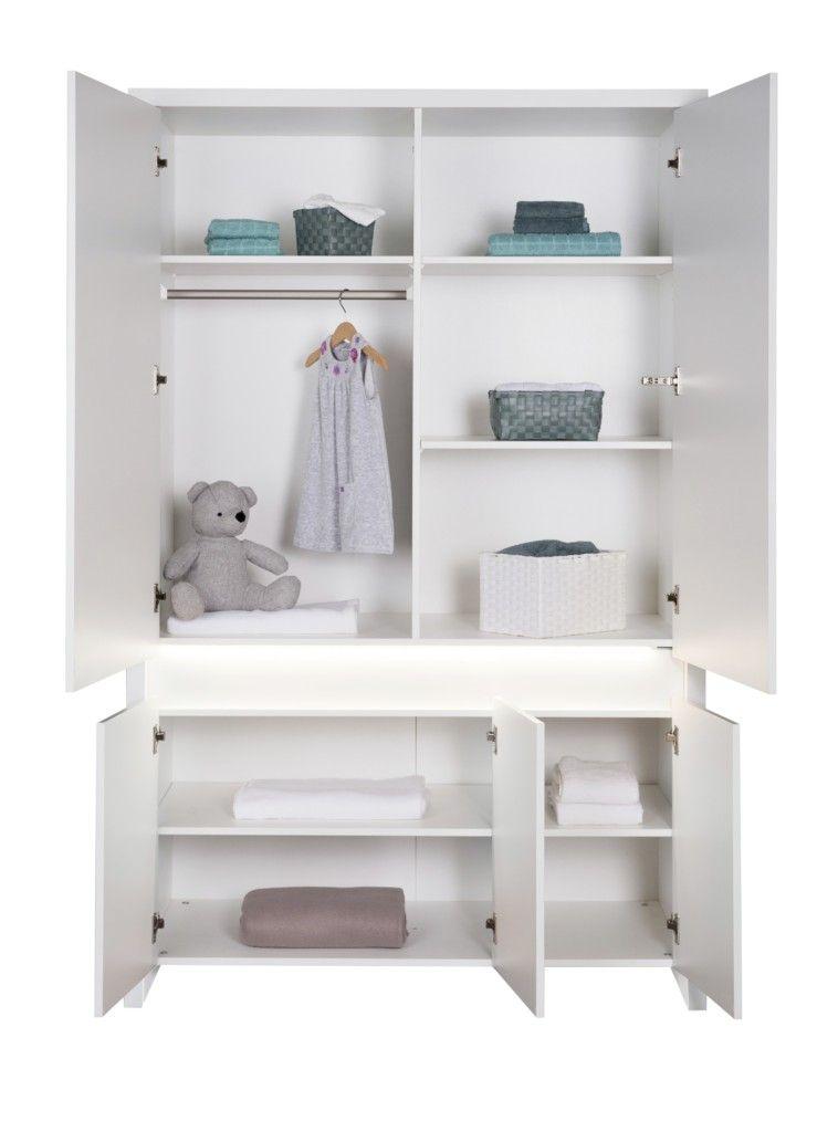 armoire remplie planete blanc Schardt BamBinou