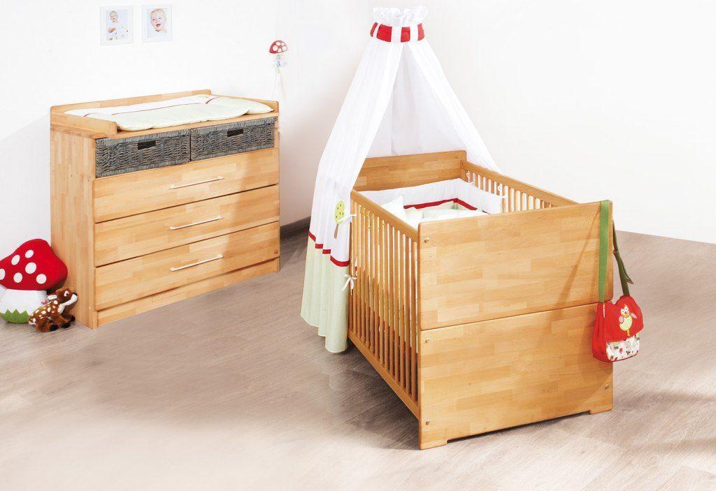 Pinolino chambre bb lit commode natura catgorie adhsif for Chambre bb modulable