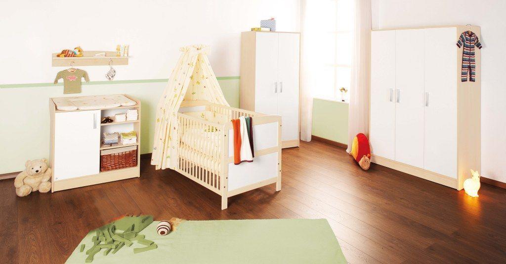 Lit bébé Florian Pinolino BamBinou.com
