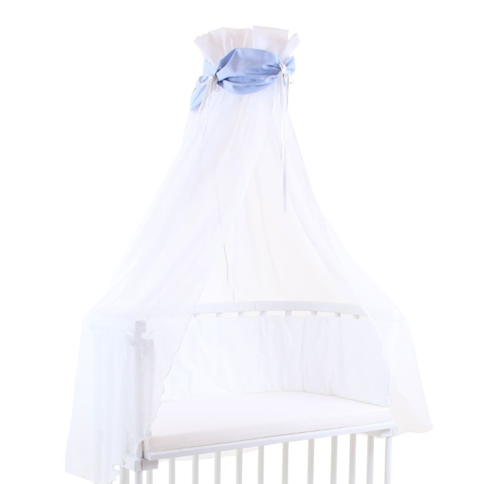 Ciel de lit uni pour tous les cododos Babybay vue d'ensemble