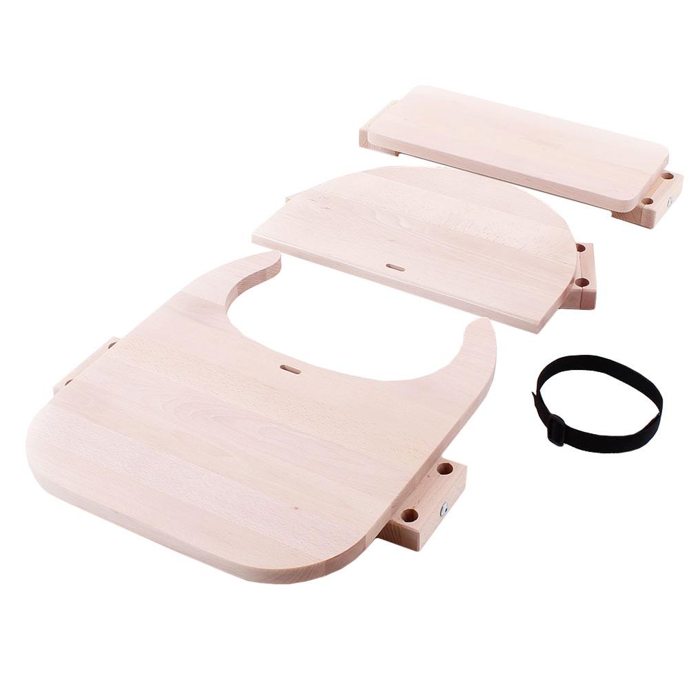 Kit de transformation cododo original en chaise haute de babybay pièces séparées