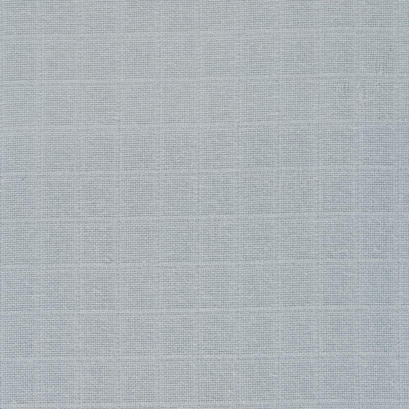 Lot 3 langes Little Chums Étoiles blanc 85 x 85 cm tissu uni Lassig-Bambinou