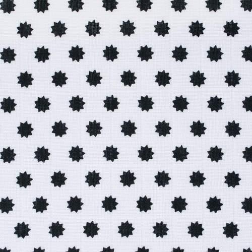 Lot de 2 langes mousseline Little Chums Chat XL 120 x 120 cm motifs 2toils Lassig-Bambinou