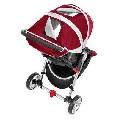 Poussette City Mini 3 roues Baby Jogger BamBinou