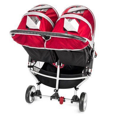 Poussette City Mini double Baby Jogger BamBinou