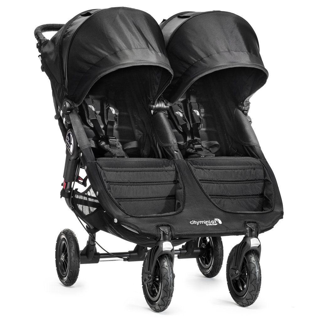 Poussette City Mini double GT Baby Jogger BamBinou