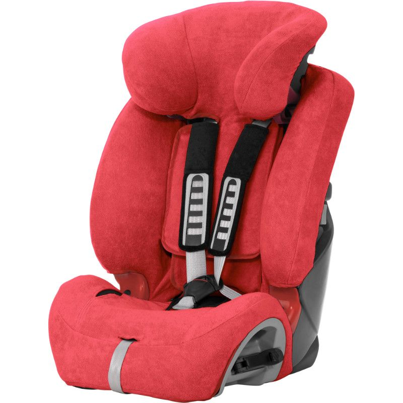 housse ete multi tech II evolva 1 2 3 rose britax romer bambinou