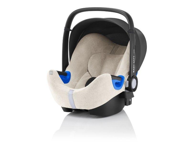 Housse été siège-auto Baby-safe i-size off-white Bambinou