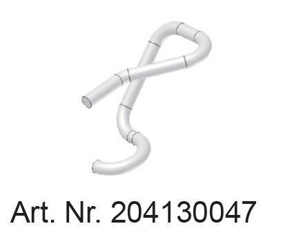 204130047 Pièce détachée Crochet attache fond de parc Baby Parc Geuther BamBinou