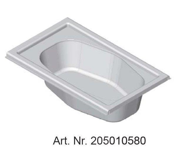 Pièce détachée baignoire de table à langer Aqualino Aqualight Geuther BamBinou