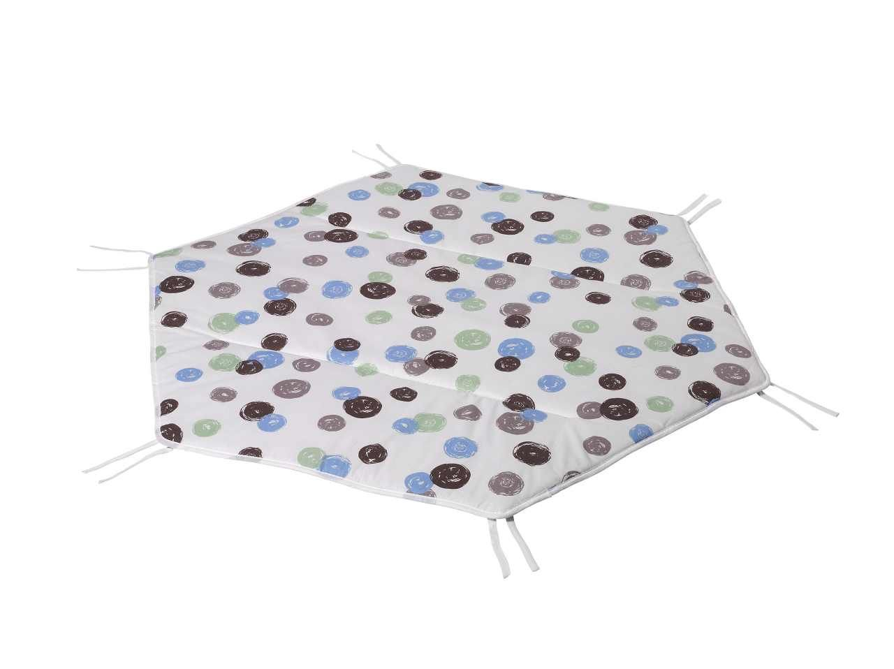 Tapis de parc pour parc Matrix 97 x 112 cm GEUTHER