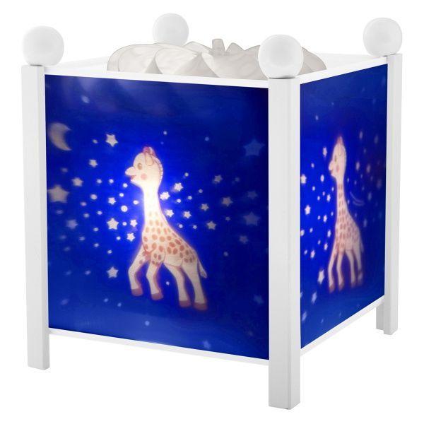 lanterne magique sophie la girafe voie lactee - trousselier - bambinou