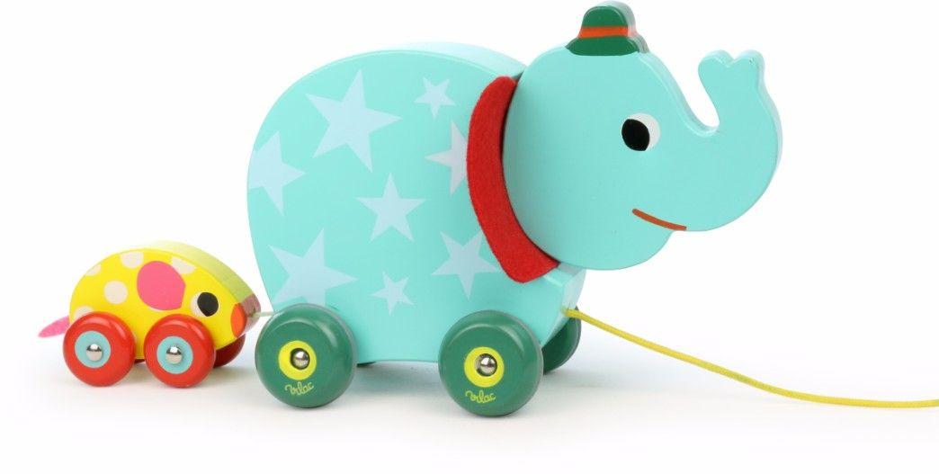 L'éléphant et la souris Vilac Bambinou