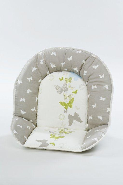 Réducteur tissus pour toutes les chaises hautes papillon Geuther Bambinou