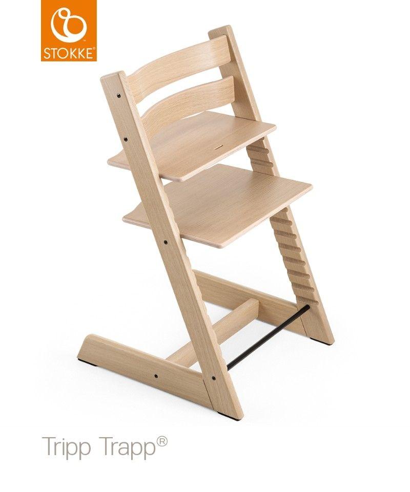 Chaise haute Tripp Trapp Chêne Stokke