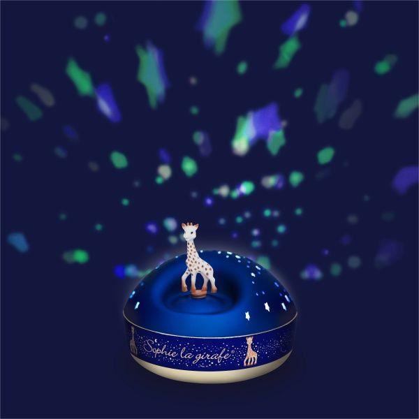 Projecteur d'étoiles musical Sophie La Girafe