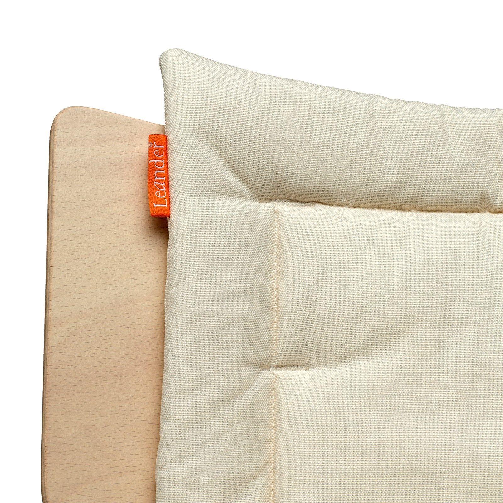 Coussin chaise haute Leander modèle 2018 Leander