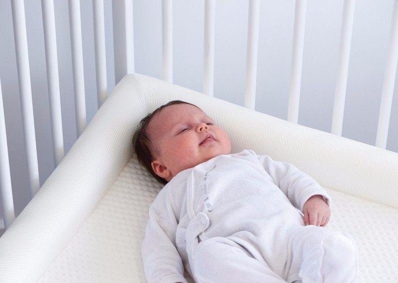 584253 Matelas Sleep Safe Croissance déhoussable lit bébé 60x120 Candide Bambinou