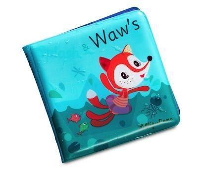 Livre de bain Alice le bain magique Lilliputiens Bambinou