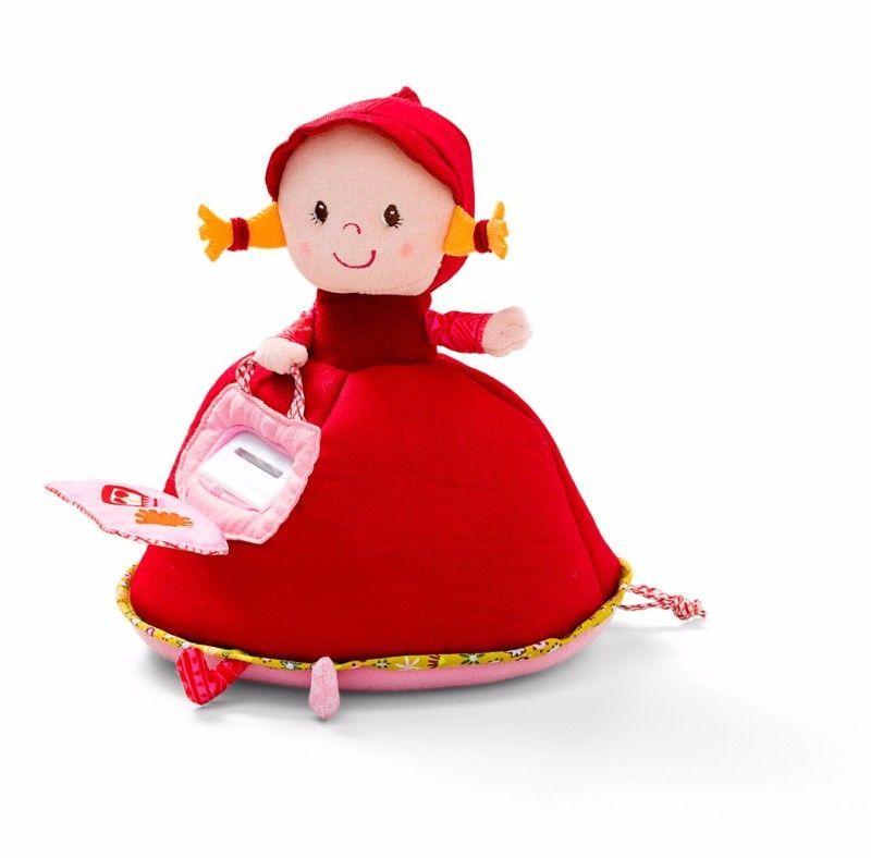 Tirelire le petit chaperon rouge - Lilliputiens - Bambinou