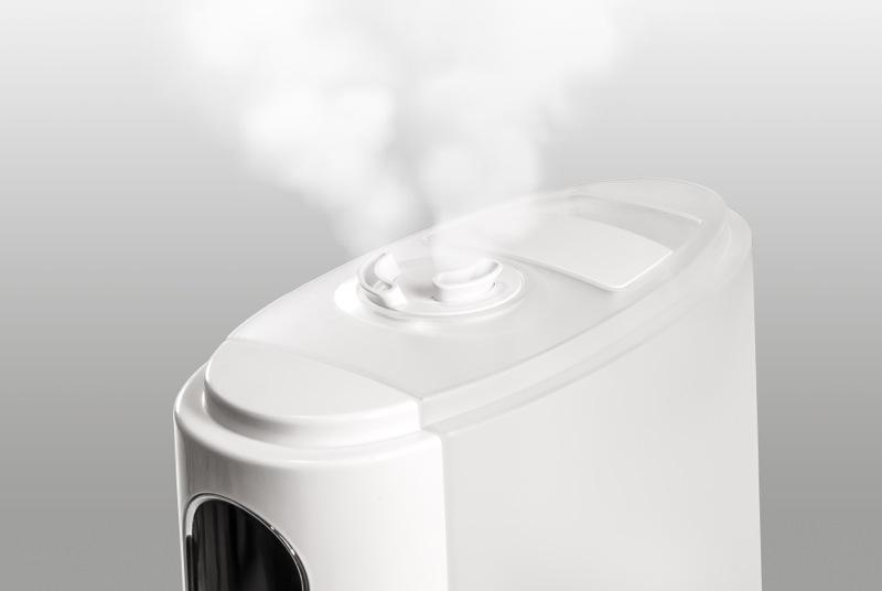 Humidificateur diffuseur d'essences Humitouch pure vapeur Miniland Bambinou