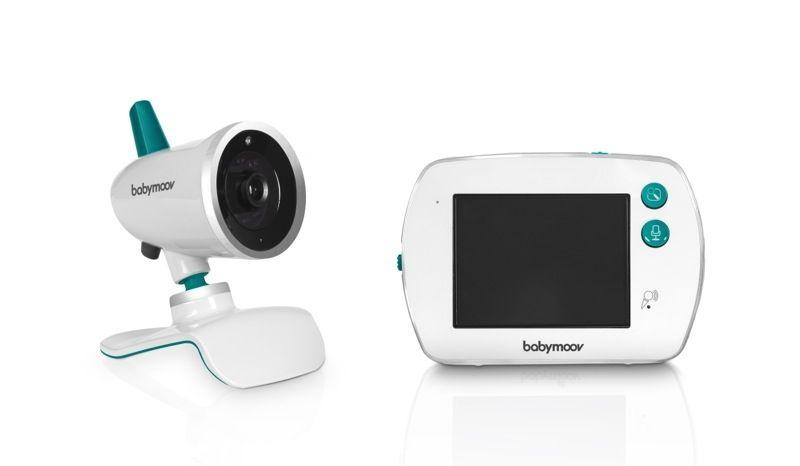 Caméra de surveillance babyphone YOO Feel Babymoov Bambinou