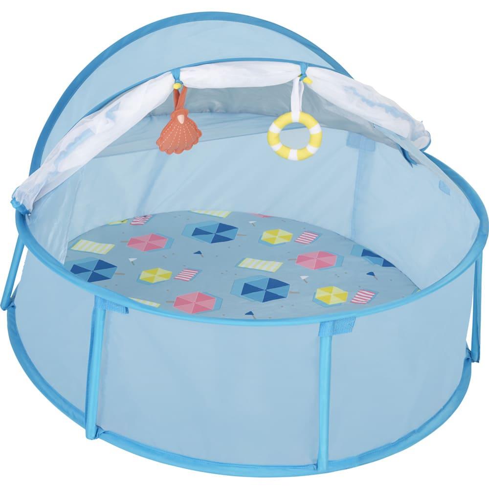 Aire de jeu Babyni 3 en 1 avec parasol Babymoov Produit