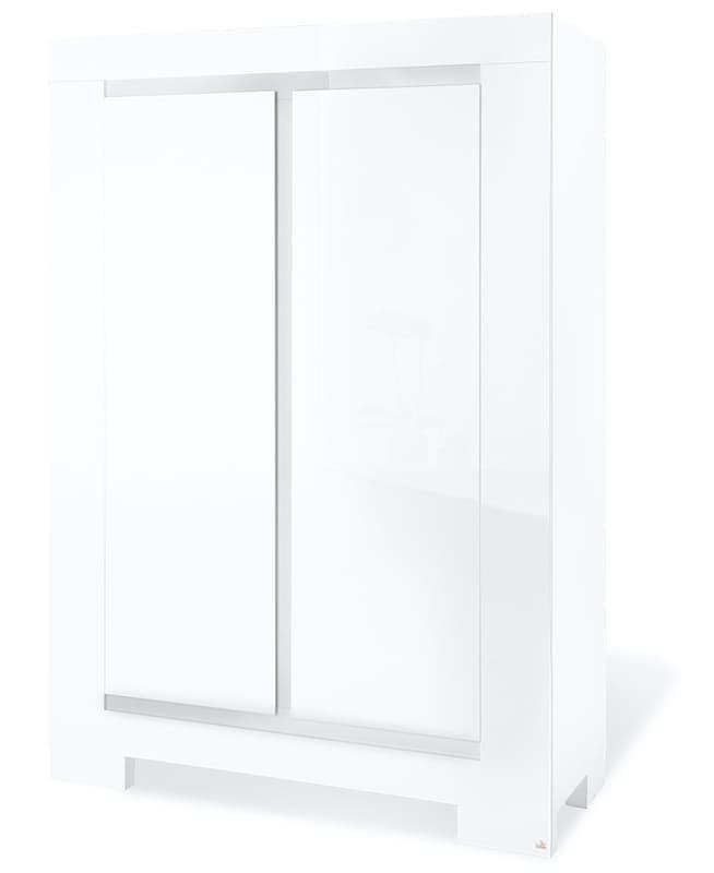 Armoire 2 portes Sky blanc Pinolino Produit
