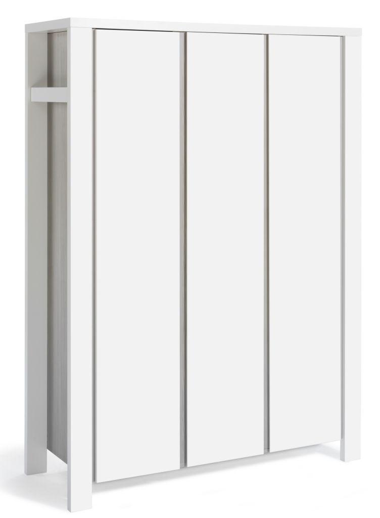 armoire 3 portes Milano Pine Schardt Bambinou