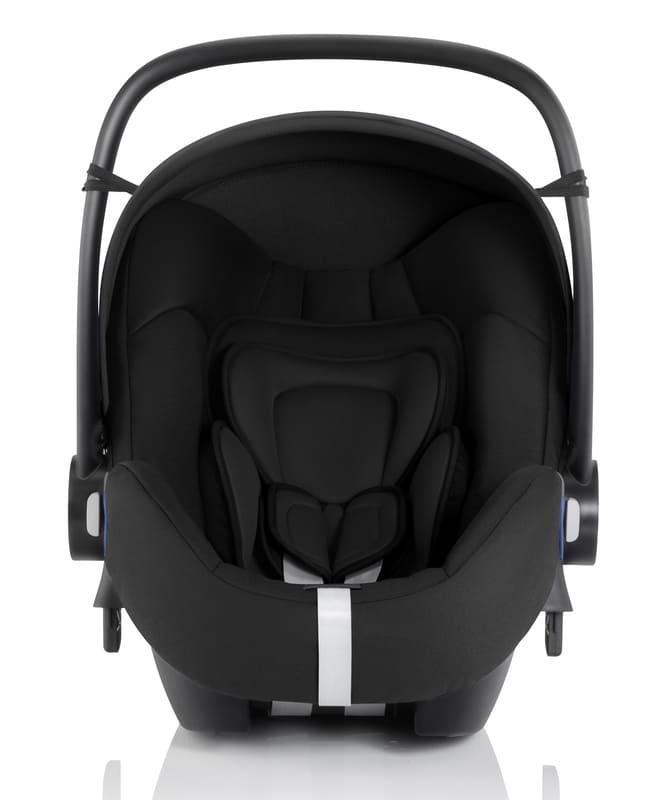 Set poussette Smile III et siège-auto Baby-Safe 2 i-Size Intérieur