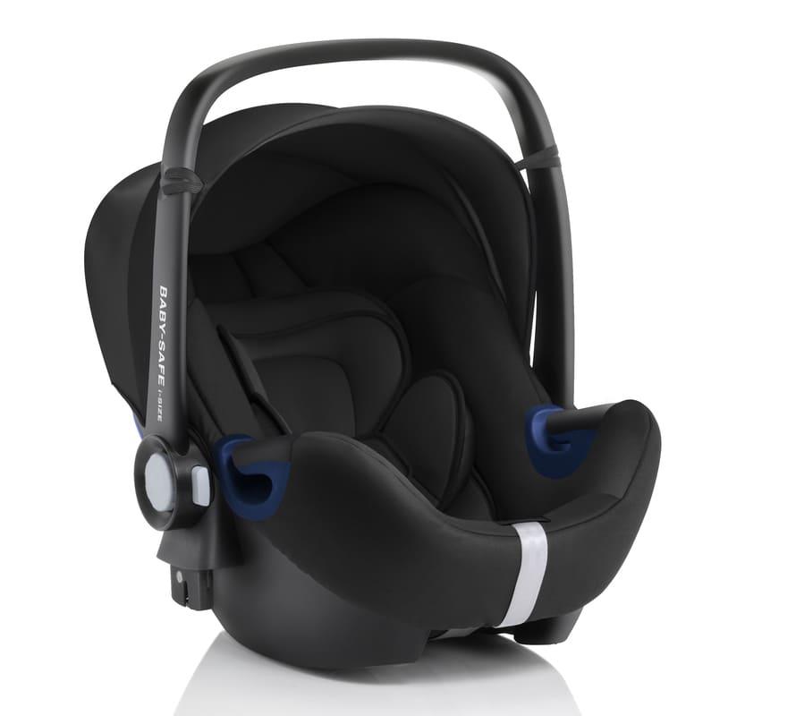 Set poussette Smile III et siège-auto Baby-Safe 2 i-Size Coté