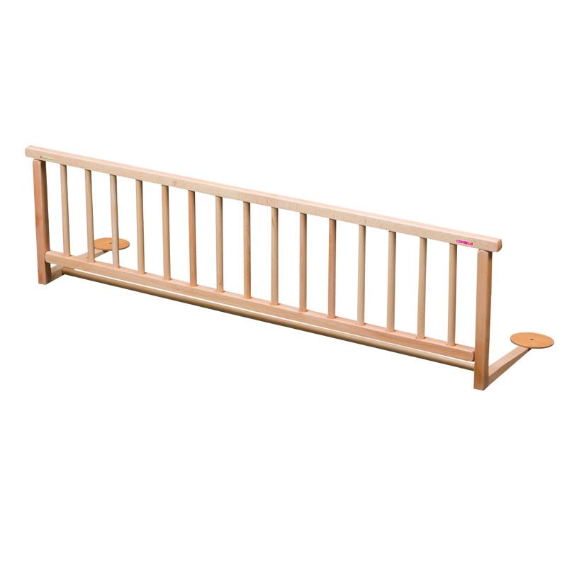 Barrière pour lit junior vernis naturel Combelle
