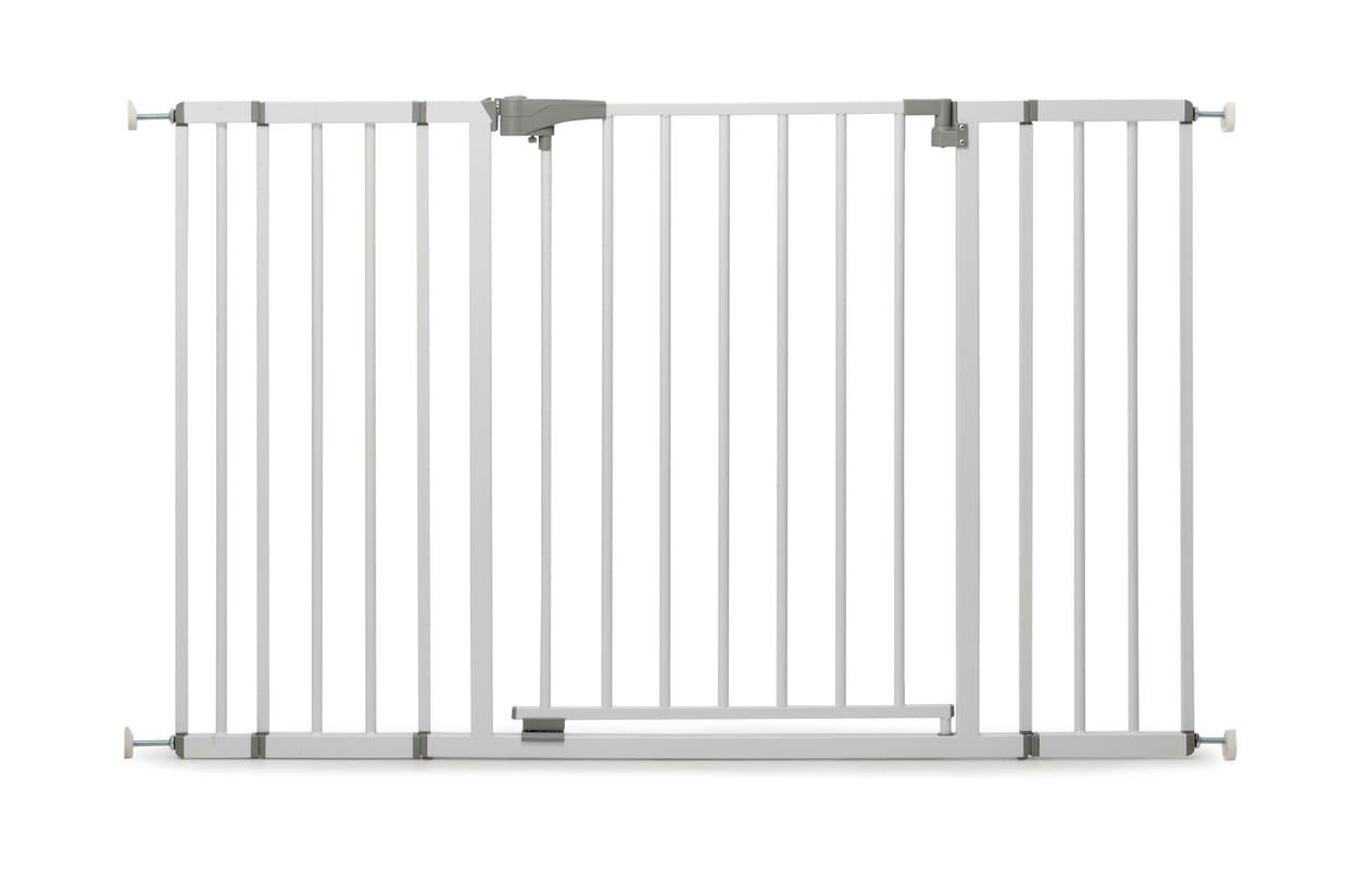 Barrière de sécurité Easy Close 73/81,5 cm Blanc Geuther 1