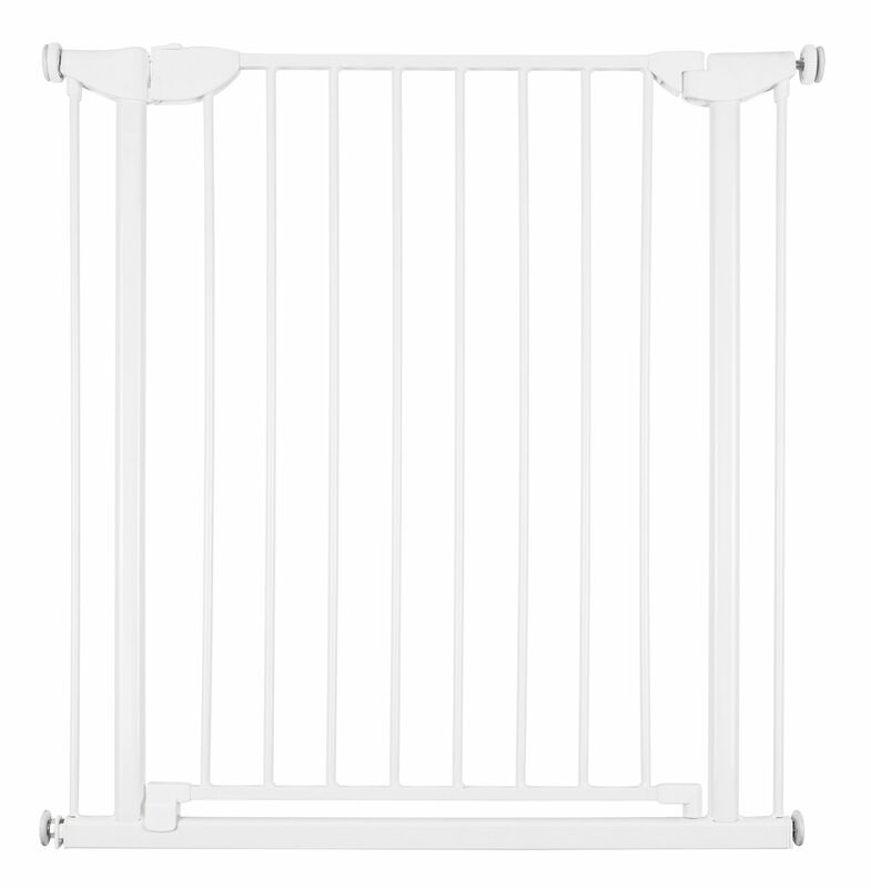 Barrière de sécurité Eltra 75 – 81 cm Blanc Childhome Produit