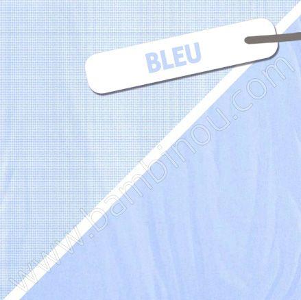 Tapis de sol entourage de parc Vichy-Karo bleu Pinolino BamBinou.com