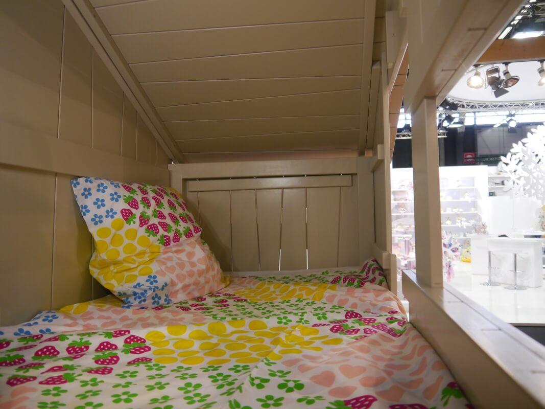 Lit enfant cabane simple intérieur interieur mathy by bols bambinou