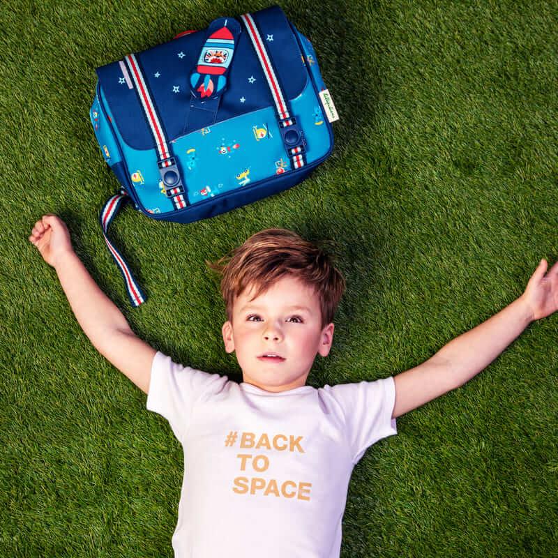 Cartable enfant En route Lilliputiens Lifestyle