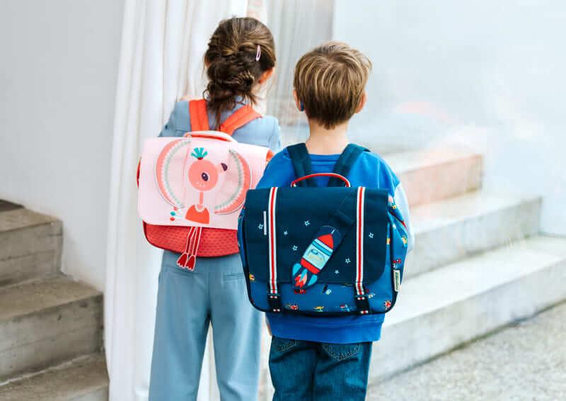 Cartable enfant En route Lilliputiens Enfants