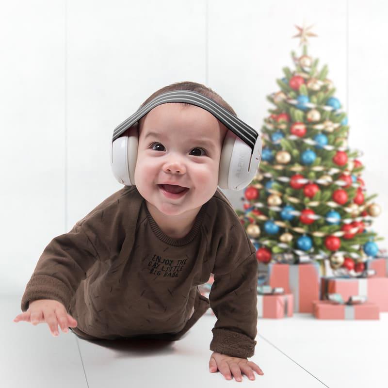 Casque anti-bruit Muffy Baby Noir Alpine 2