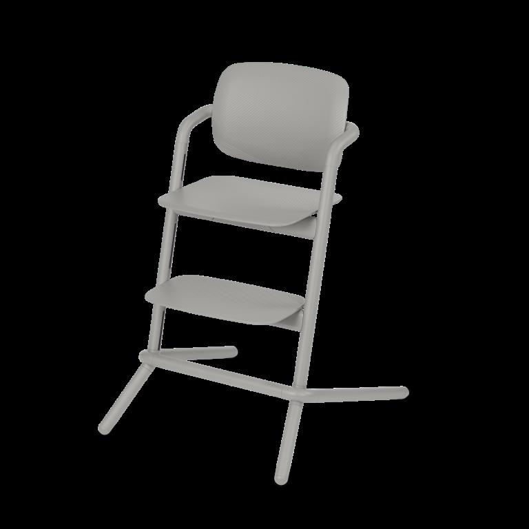 Chaise haute évolutive, set bébé et plateau repas Lemo 2